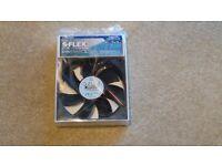 Scythe S-FLEX 120mm Fan (1600 RPM, SFF21F)