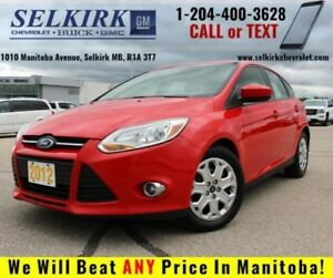 2012 Ford Focus SE *AWESOME PRICE!*