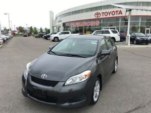 2010 Toyota Matrix XR - Super Low Kms & Winter Tires!