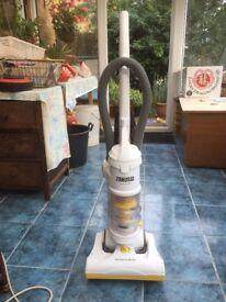 Zanussi upright vacuum cleaner
