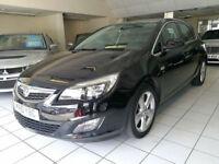 Vauxhall Astra 1.6i 16v VVT ( 115ps ) 2010 SRi