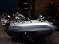 Piaggio Beverly bv 350 st 2014 engine only 1000 miles great condition