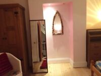 Lovely spacious single room in quiet location but close to town, all amenities walking distance
