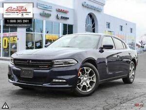 2016 Dodge Charger SXT *AWD, LOADED, LEATHER, NICE!*