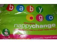job lot baby go nappy change x 116