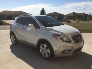 2015 Buick Encore Heated Leather SUV, Crossover