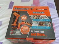 Renovate twist a saw