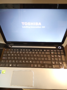 Toshiba Satellite S50-A Gold laptop notebook great price