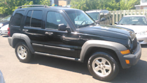 2006 JEEP LIBERTY • TRAIL RATED•AC•4X4•$2800$