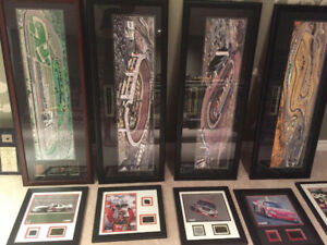 NASCAR collectible Die Cast, Figurines, Posters, Pictures & more