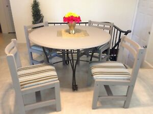 Deal-beautiful dining set, only 200$