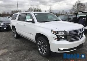 2017 Chevrolet Suburban Premier ($77,039 Cash Price!) Brand New