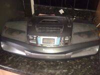 Panasonic Radio/CD Player RX-DS28