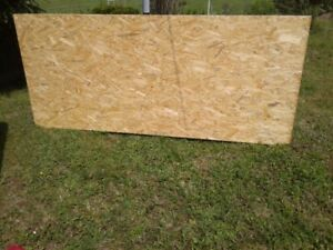 22-SHEETS OF 3/4 CHIPBOARD
