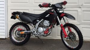 Klx250s enduro & kx250f For trades