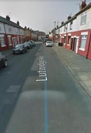 2 bed house for rent in Lutwidge Avenue, Preston £110/week