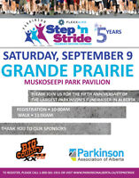 STEP 'n STRIDE for Parkinson's disease