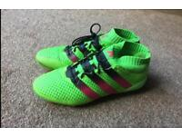 Adidas 16.1 primeknate size 9 selling or swapping for a nike superfly size 8 or 9