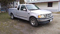 1999 Ford F150 trade for 3/4 ton pickup