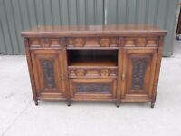Amazing Rosewood Sideboard Storage, good condition, FREE DELIVERY
