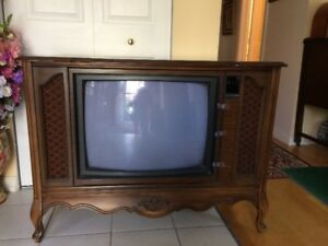Free TV with cabinet