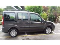 Fiat Doblo Family 1.9l Diesel - Versatile Family or Business Vehicle