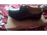 men's dr marten black shoes.