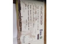 Test match tickets