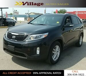 2014 Kia Sorento LX All Wheel Drive, Front Fog Lights, Digita...