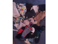 BOYS CLOTHES BUNDLE AGED 1-2 YEARS 44 ITEMS ALL IMMACULATE