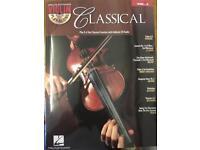 Hal Leonard Classical Violin Volume 3.