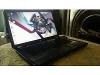 Hp gaming laptop 6gb Ram 750gb Hdmi 15.6Led with webcam