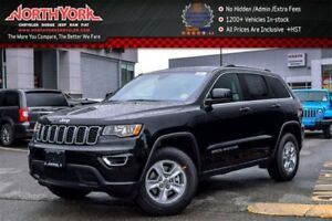 2017 Jeep Grand Cherokee Laredo|4WD|Sunroof|TrlrTowPkg|8.4Uconne