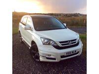 2010 Honda CRV Pearlescent White Must see! **