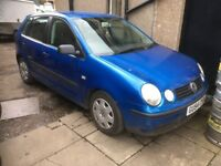 Volkswagen Polo 1.2 - Spares/Repair