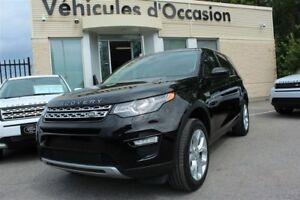 2016 Land Rover Discovery Sport HSE CERTIFIÉ 6 ans/160 000km Fin