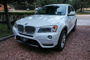 2012 BMW X3 SUV, Crossover