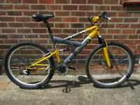 Barracuda SLALOM Hybrid Mountain Bike