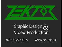 Freelance Graphic Designer - Videographer - Video Editor - Filmmaker