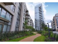 Columbia Gardens W6. One double bedroom luxury apartment to rent.