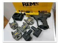 REMS Akku- Pipe Press