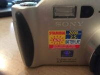 Sony DSCS75 Cyber-shot 3MP Digital Camera w/ 3x Optical Zoom must collect