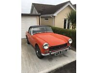 MG Midget Coupe 1275cc for Sale
