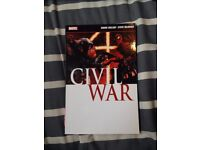 Marvel Civil War Graphic Novel, excellent condition