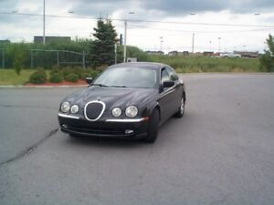 JAGUAR  2001 - S- TYPE