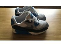 Boys Nike Air Max trainers, size 12, £10!