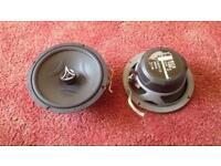 """Hertz ecx speakers 6 1/2"""""""