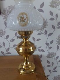 Lovely Eletric Brass Lamp