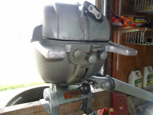 1949 Johnson 10 HP Outboard – Model QD10