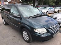 2006/06 CHYSLER GRAND VOYAGER 2.8 CRD LIMITED,AUTOMATIC,7 SEAT,SERVICE HISTORY,GRET SPEC,DRIVES WELL